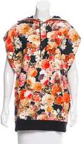 Givenchy 2015 Floral Print Sweatshirt