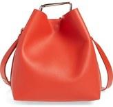 3.1 Phillip Lim 'Mini Quill' Leather Bucket Bag