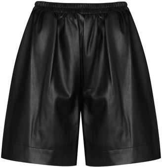STAUD Elasticated Waistband Shorts