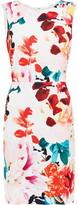 Gina Bacconi Salma Floral Sheath Dress