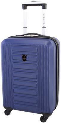 Atlantic Acclaim 21.25-Inch Hardside Carry-on Expandable Spinner Suitcase