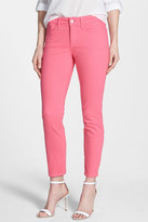 NYDJ Clarissa Colored Stretch Ankle Skinny Jean