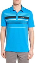Travis Mathew Men's Kucera Pique Polo