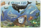 PAINLESS LEARNING PLACEMATS-Ocean Life-Placemat