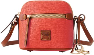 Dooney & Bourke Pebble Grain Mini Domed Crossbody