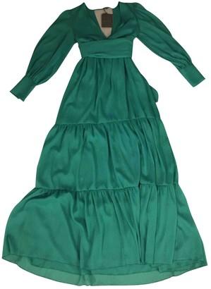 Simona Corsellini Green Dress for Women