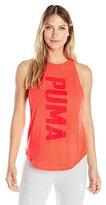Puma Women's Dancer Burnout Tank