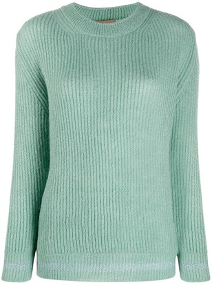 Altea ribbed knitted jumper