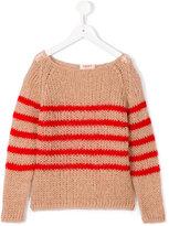 Maan - striped jumper - kids - Acrylic - 2 yrs