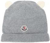 Moncler Wool Tricot Hat