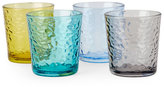 Libbey Frost Rocks 4-Piece Glass Set
