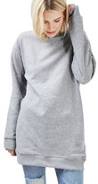 Topshop Women's Sweatshirt Tunic