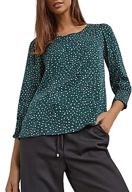 Gerard Darel Altea Printed Top