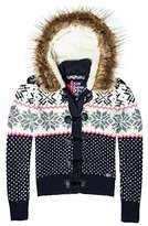 Superdry Women's G61028KP Cardigan