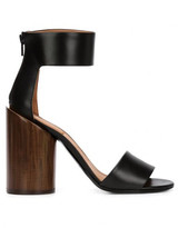 Givenchy chunky heel sandals