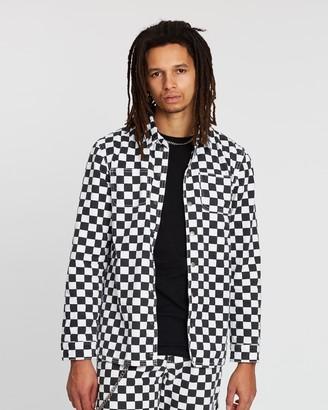 Locale Checkerboard Shirt