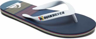 Quiksilver Men's Molokai Art Flip-Flop