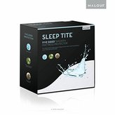 Malouf SLEEP TITE Five Sided Mattress Protector - 100% Waterproof on Top and Sides - Queen
