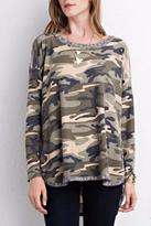 Jodifl Camouflage Top