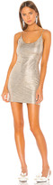 Alice + Olivia Nelle Fitted Mini Dress