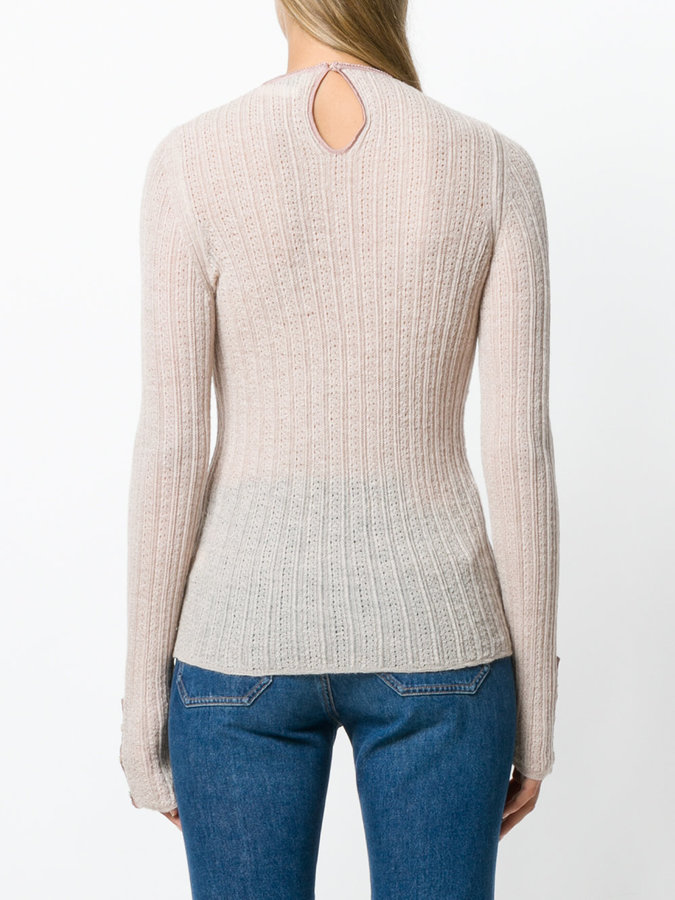 Forte Forte cable knit jumper