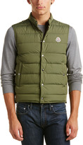 Moncler Febe Quilted Down Vest