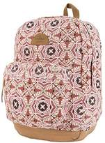 O'Neill Junior's Shoreline Canvas Printed Backpack