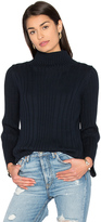 525 America Mock Neck Sweater