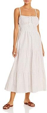 Faithfull The Brand Alexia Midi Dress