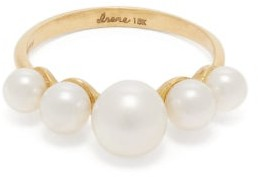 Irene Neuwirth Gumball Pearl & 18kt Gold Ring - Pearl