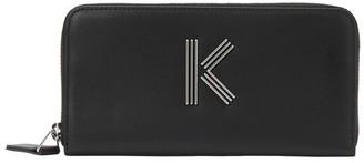 Kenzo K leather wallet