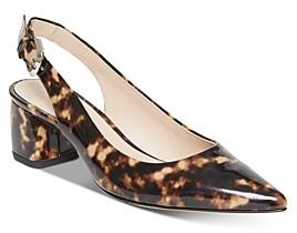 Kate Spade Women's Mika Pointed Toe Slingback Pumps