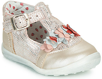 Catimini SALICORNE girls's Shoes (Pumps / Ballerinas) in Pink