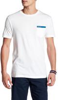 RVCA Stripped Crew Neck T-Shirt