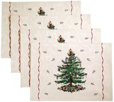Spode Christmas Tree 4-pc. Placemat Set