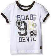 Mexx Boy's T-Shirt - White