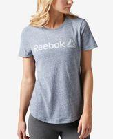 Reebok Elements Snow Mélange Logo T-Shirt