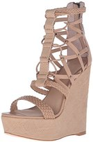 L.A.M.B. Women's Omega Wedge Sandal