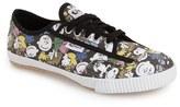 Feiyue Women's 'Fe Lo - Peanuts' Canvas Sneaker
