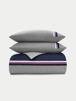 Tommy Hilfiger Colorblock Stripe Comforter Set