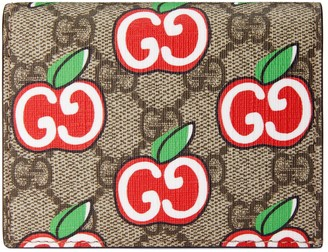 Gucci Chinese Valentine's Day card case wallet