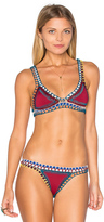 Kiini Soley Triangle Bikini Top