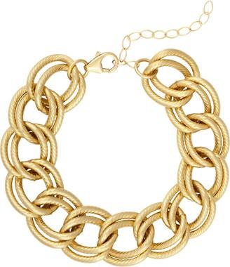 Electric Picks Jewelry Camelot Chain Bracelet