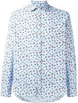 Etro printed shirt - men - Cotton - M
