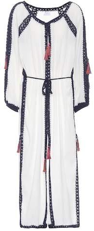 Anna Kosturova Sailor cotton dress