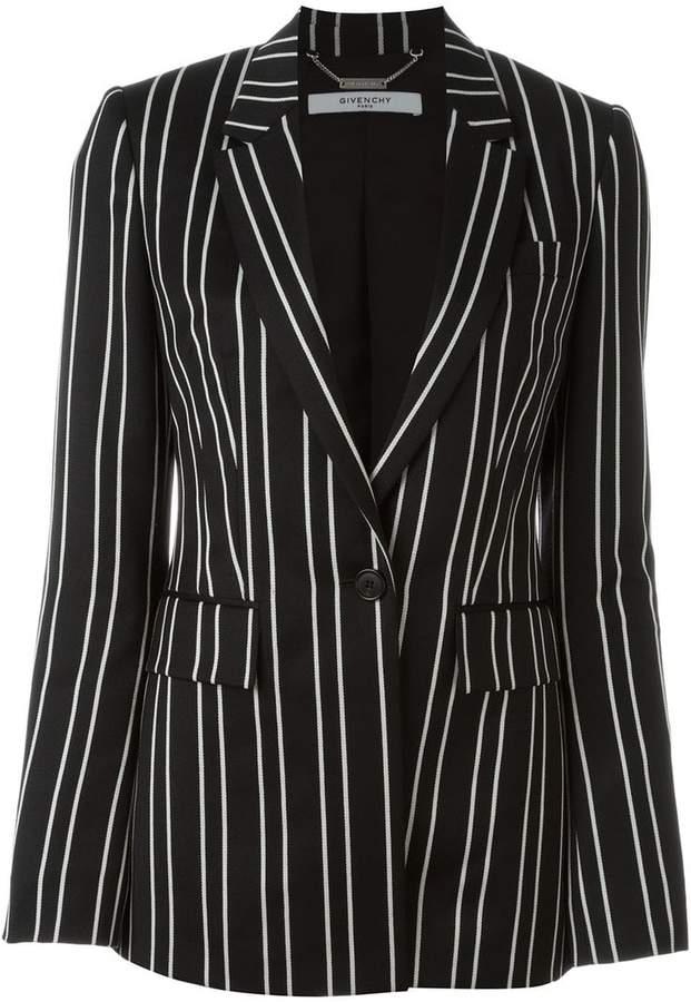 Givenchy pinstripe blazer