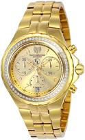 Technomarine Goldtone Eva Longoria Bracelet Watch