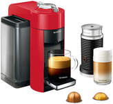 Nespresso Vertuo Evoluo Coffee and Espresso Maker by De'Longhi with Aeroccino