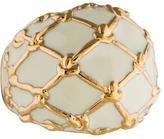 Kate Spade Enamel Dome Ring