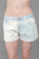 Current/Elliott Rolled Jean Shorts - Shade